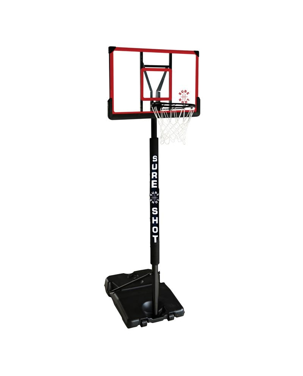 Adjustable Basketball System Acrylic