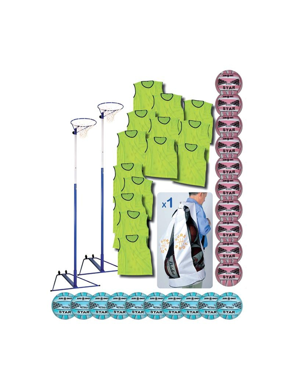 Primary Netball Kit