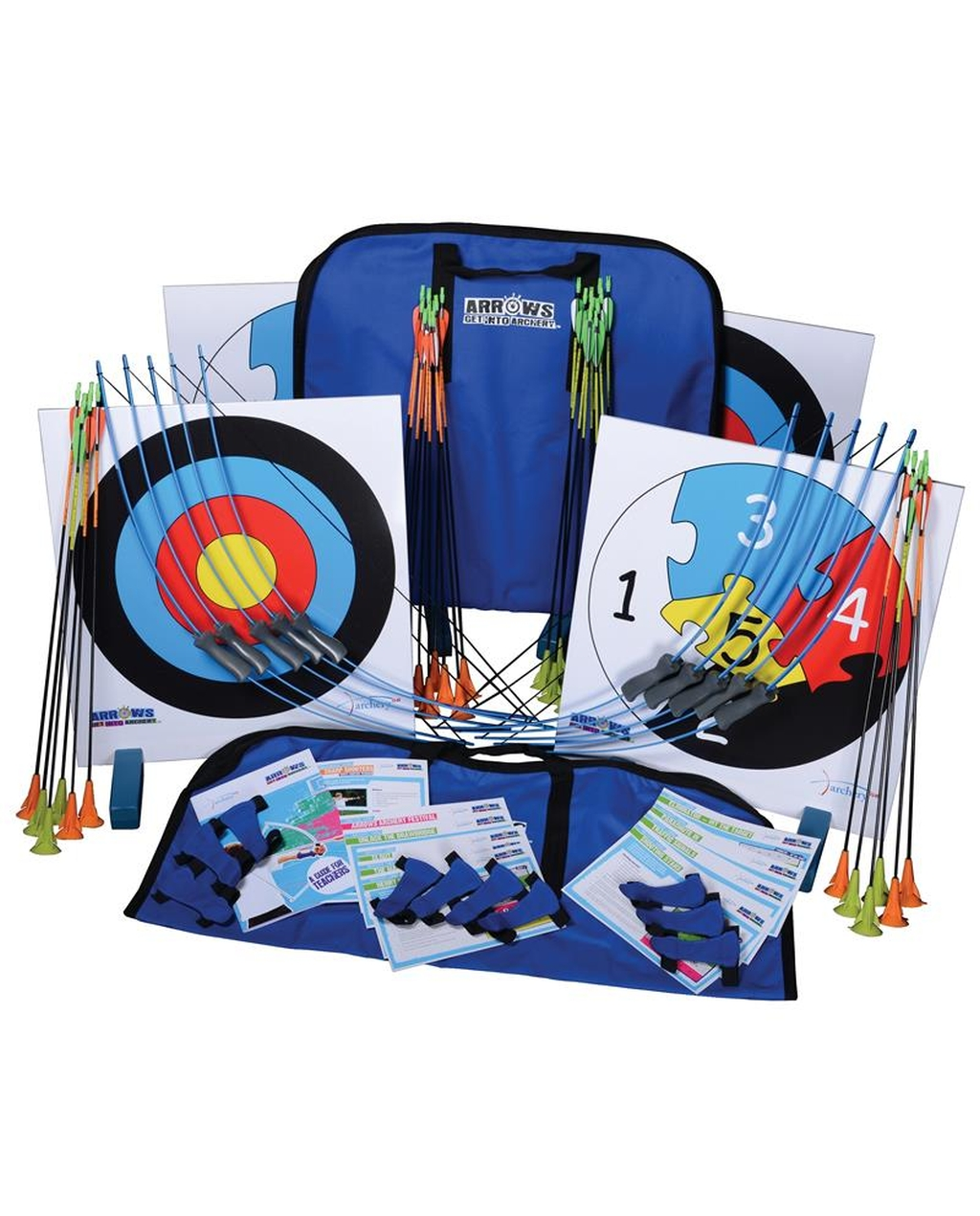 ARROWS ARCHERY (TEN BOW)