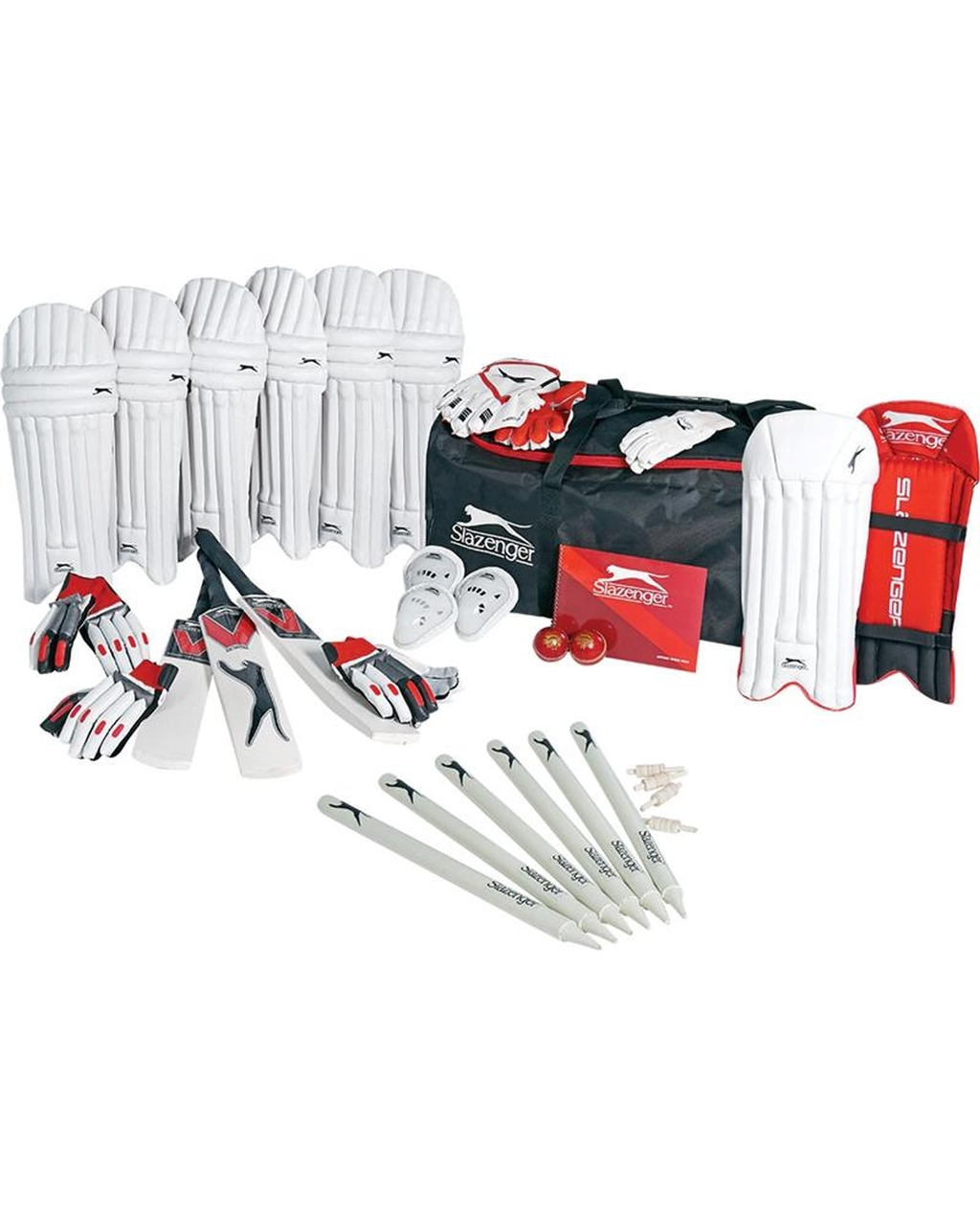 Slazenger Cricket Kit Bag Senior