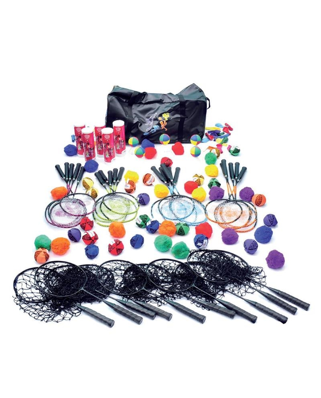 Racket Pack Primary Equipment