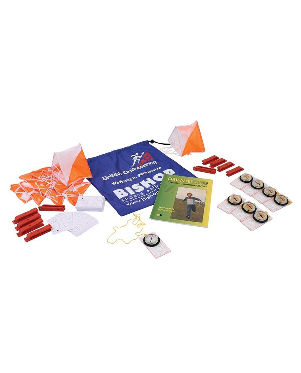 Orienteering Kit With Resource