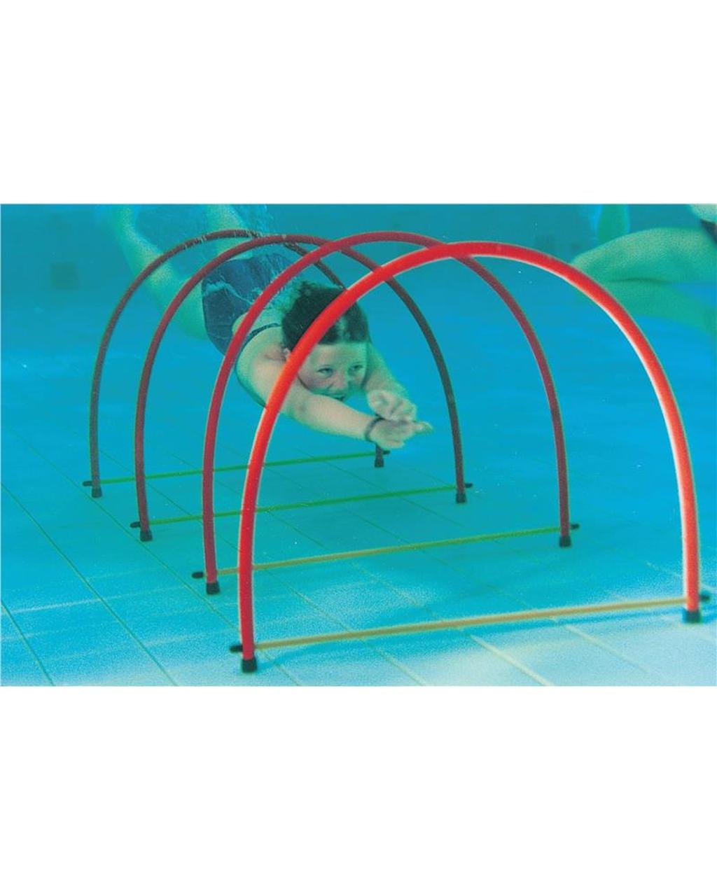 Underwater Half Hoops
