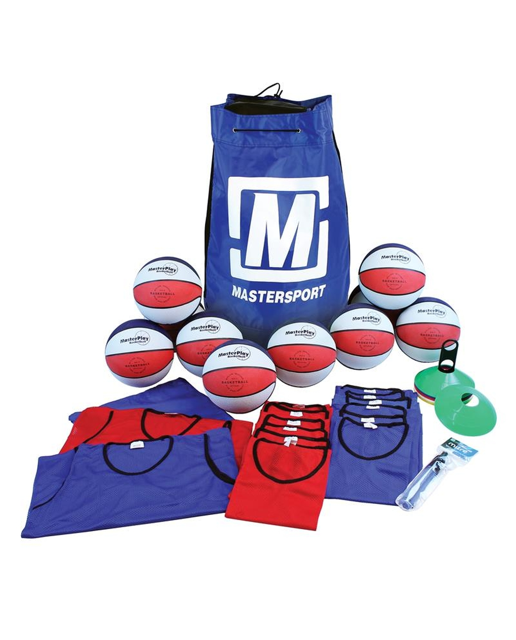 Basketball Basic Size 5 with Posts