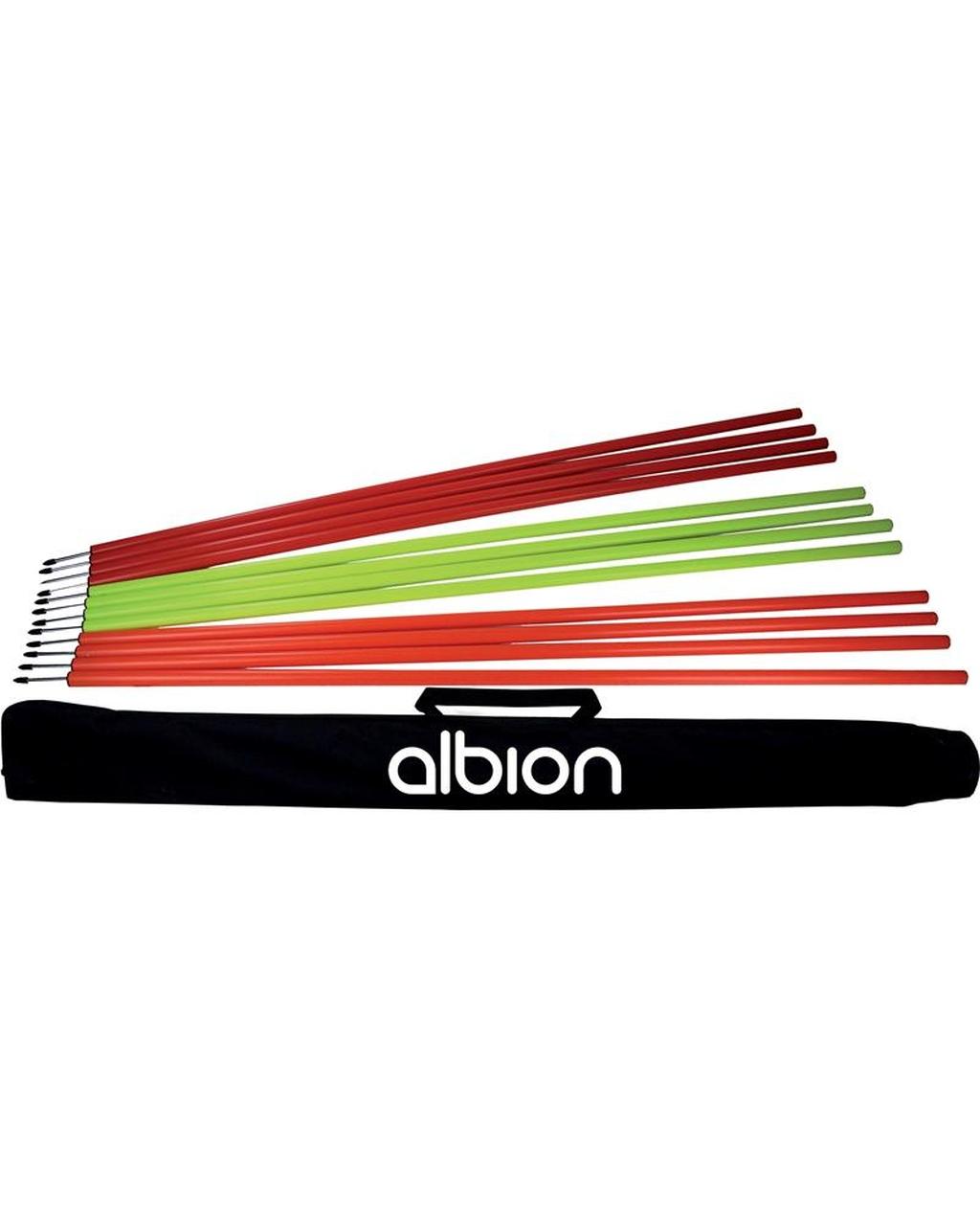 Slalom Poles set