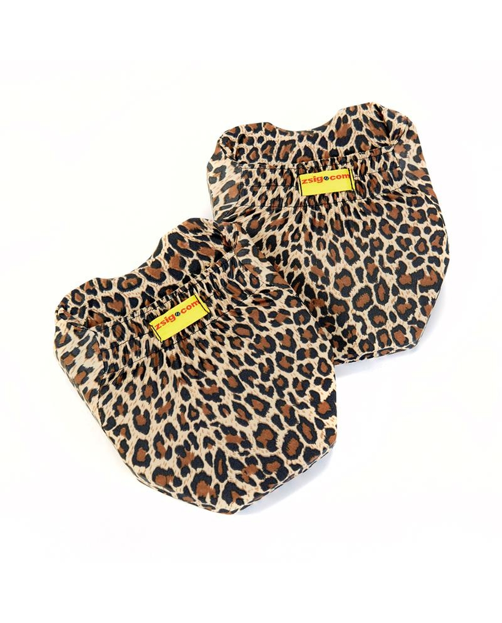 Leopard Paws 4 x 4 pairs
