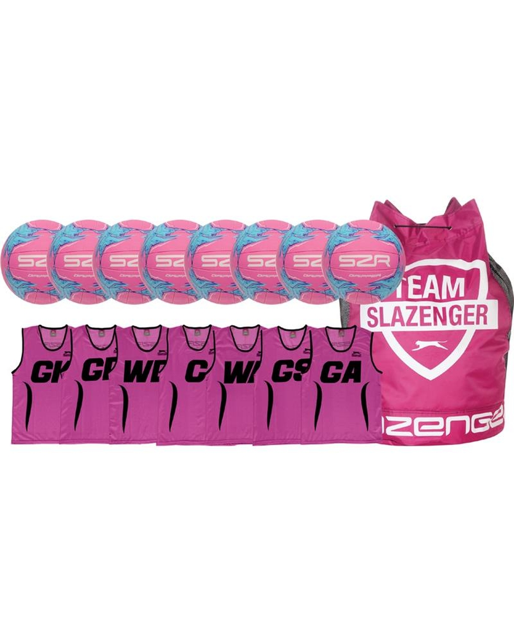 Gripper Netball Pack Size 5