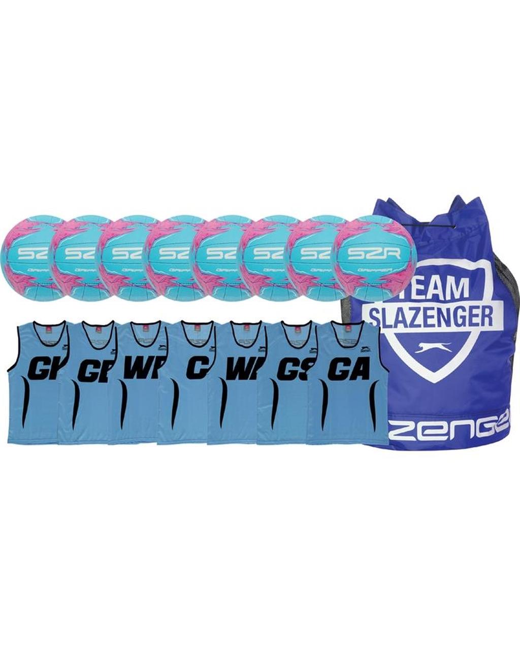 Gripper Netball Pack Size 4