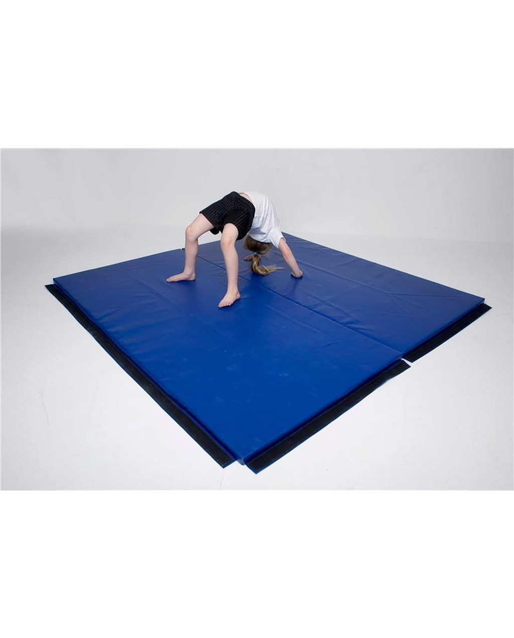 HEAVY DUTY LIGHTWEIGHT MAT W/ VELCRO LINK 2m x 1m x 30mm
