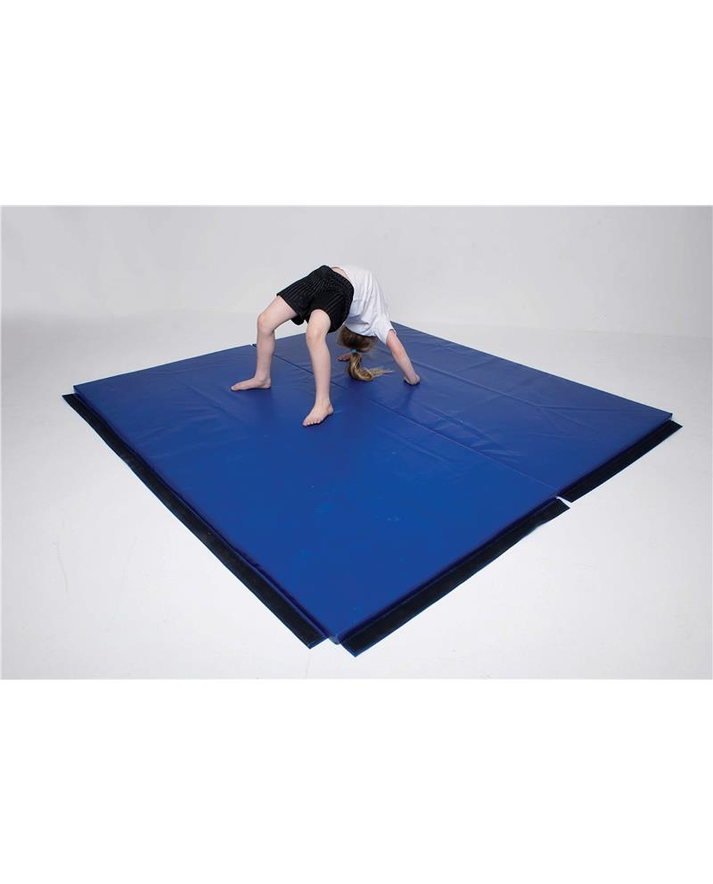 HEAVY DUTY LIGHTWEIGHT MAT W/ VELCRO LINK 2m x 1m x 40mm