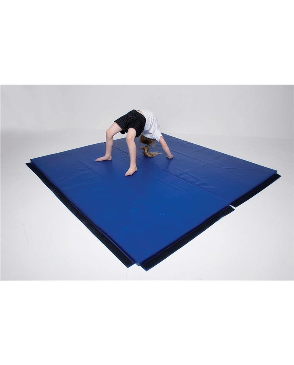 HEAVY DUTY LIGHTWEIGHT MAT W/ VELCRO LINK 2m x 1m x 50mm