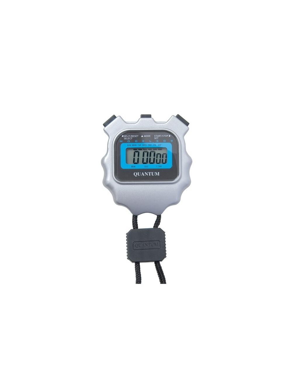 LCD Stopwatch