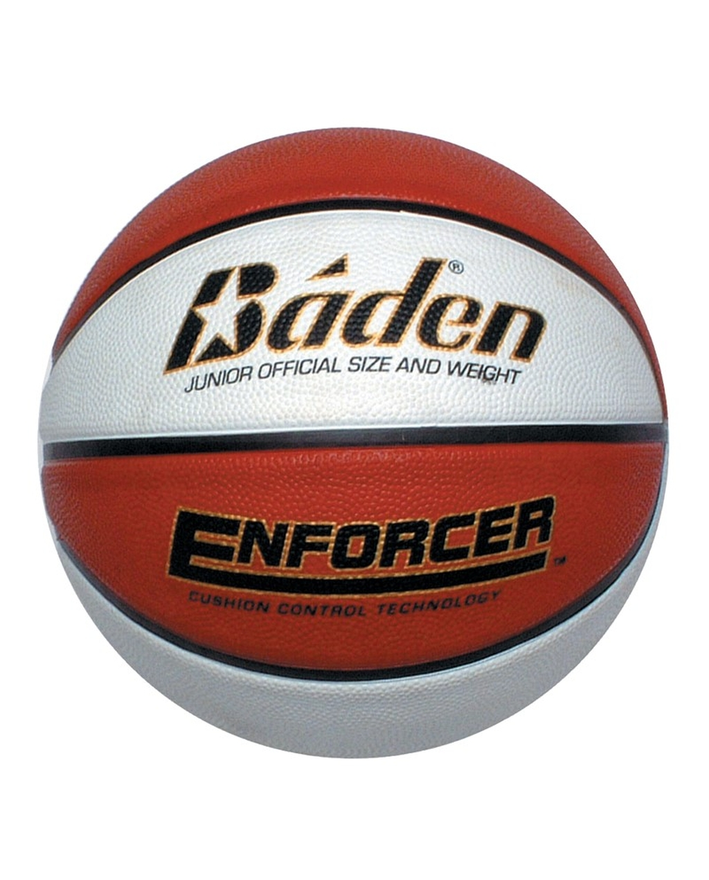 Enforcer Tan & Cream Basketball - Size 7