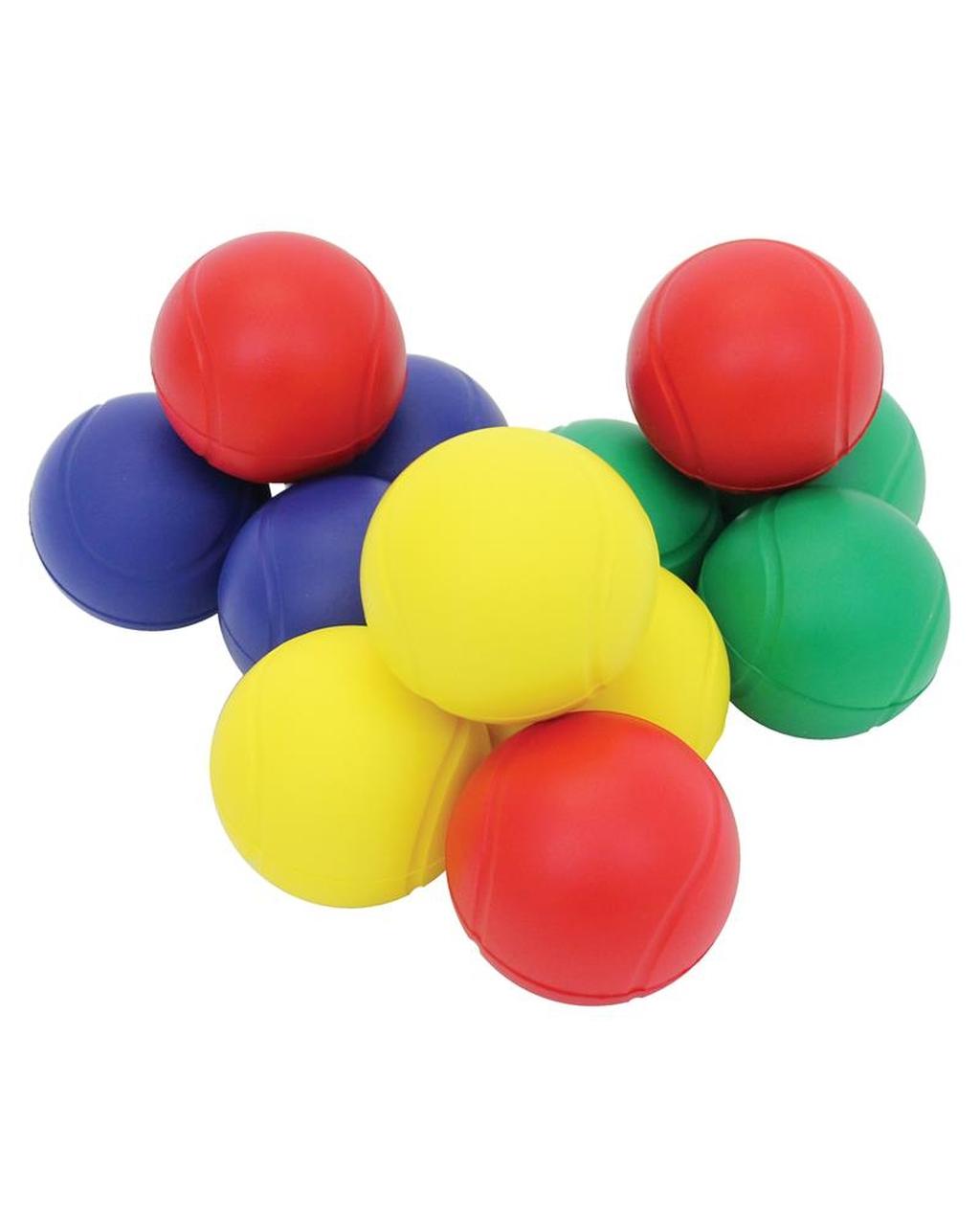Skinned Foam Balls