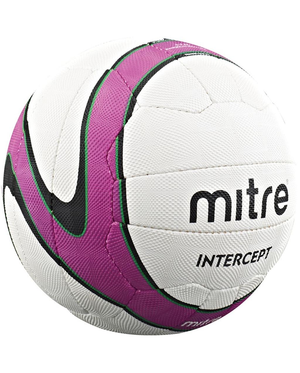 Mitre Intercept Netball Size 4