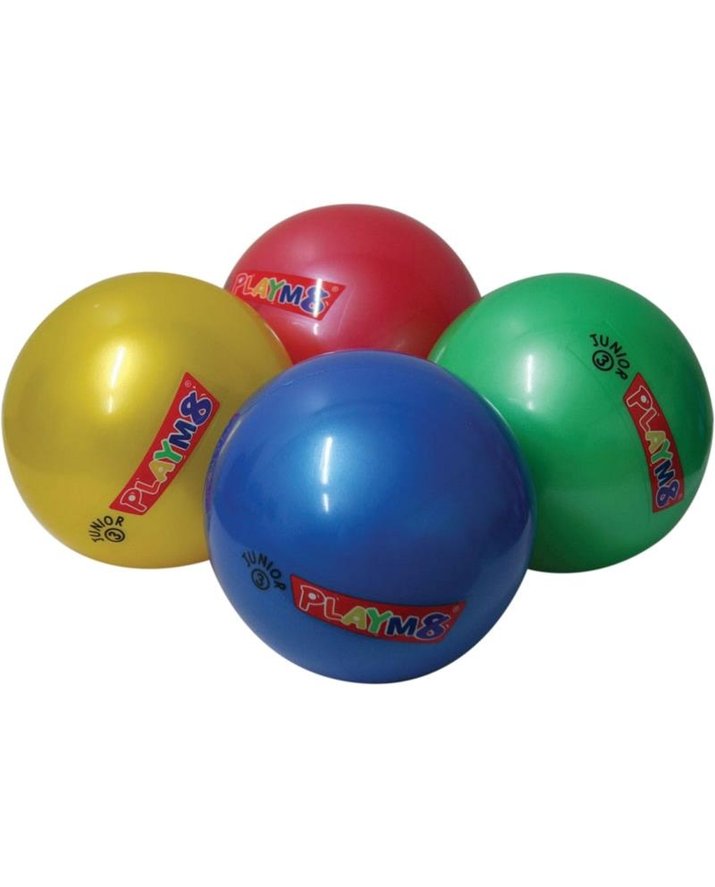 Junior Vinyl Play Balls
