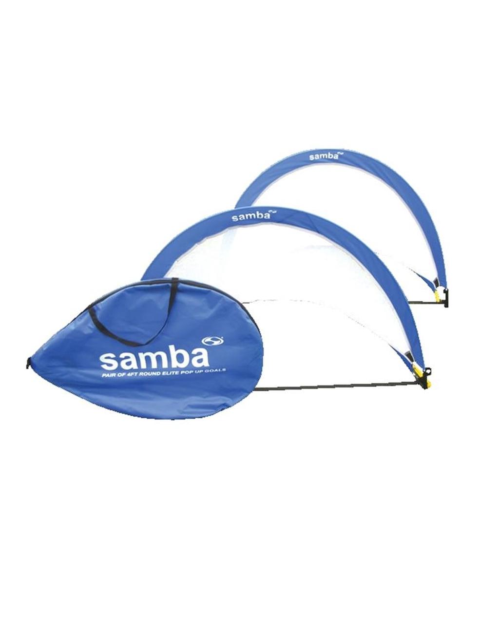 Samba Elite Pop Up Goal - 4 ft