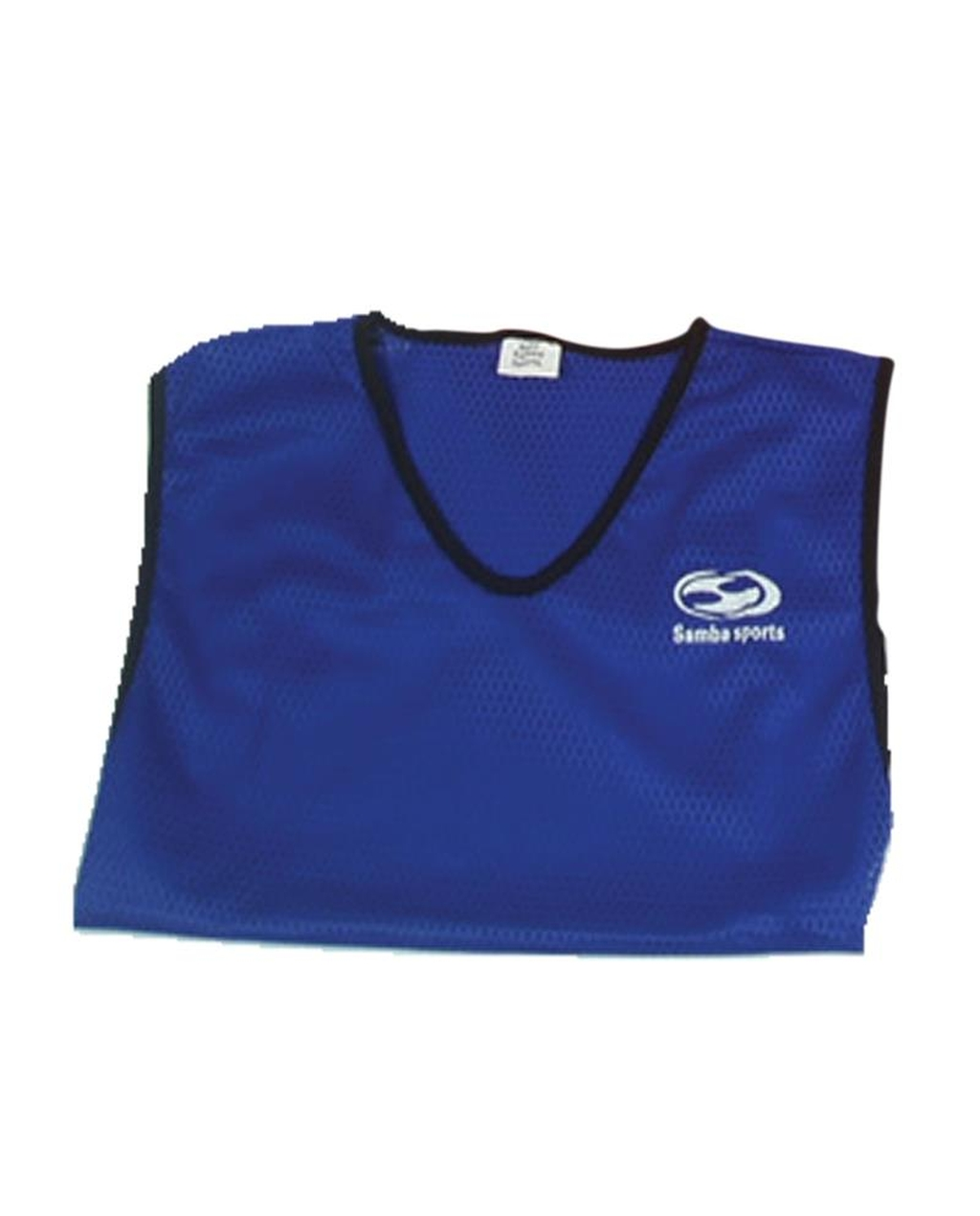 Junior Mesh Bib - Blue