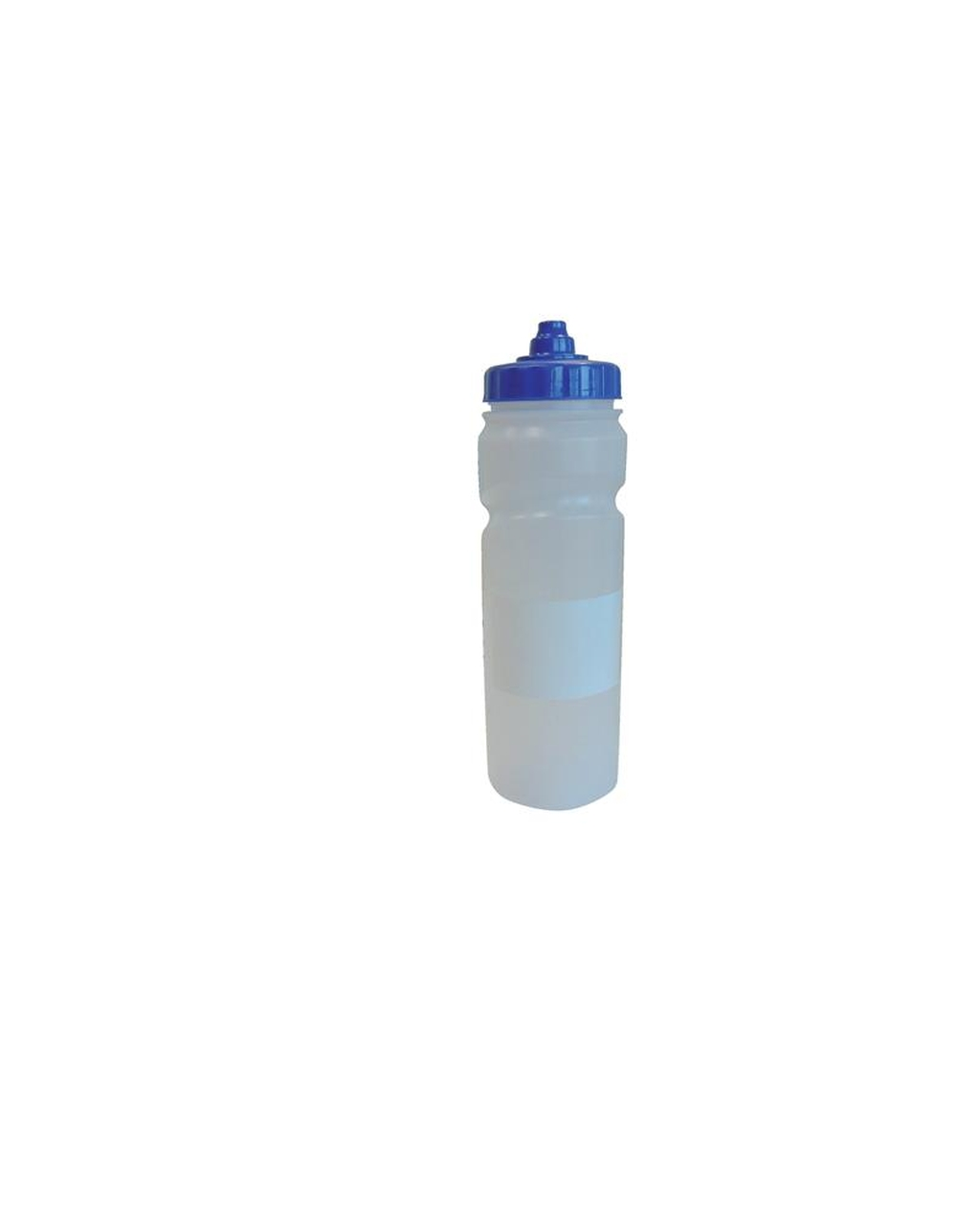 Clear Sports Bottle 750ml