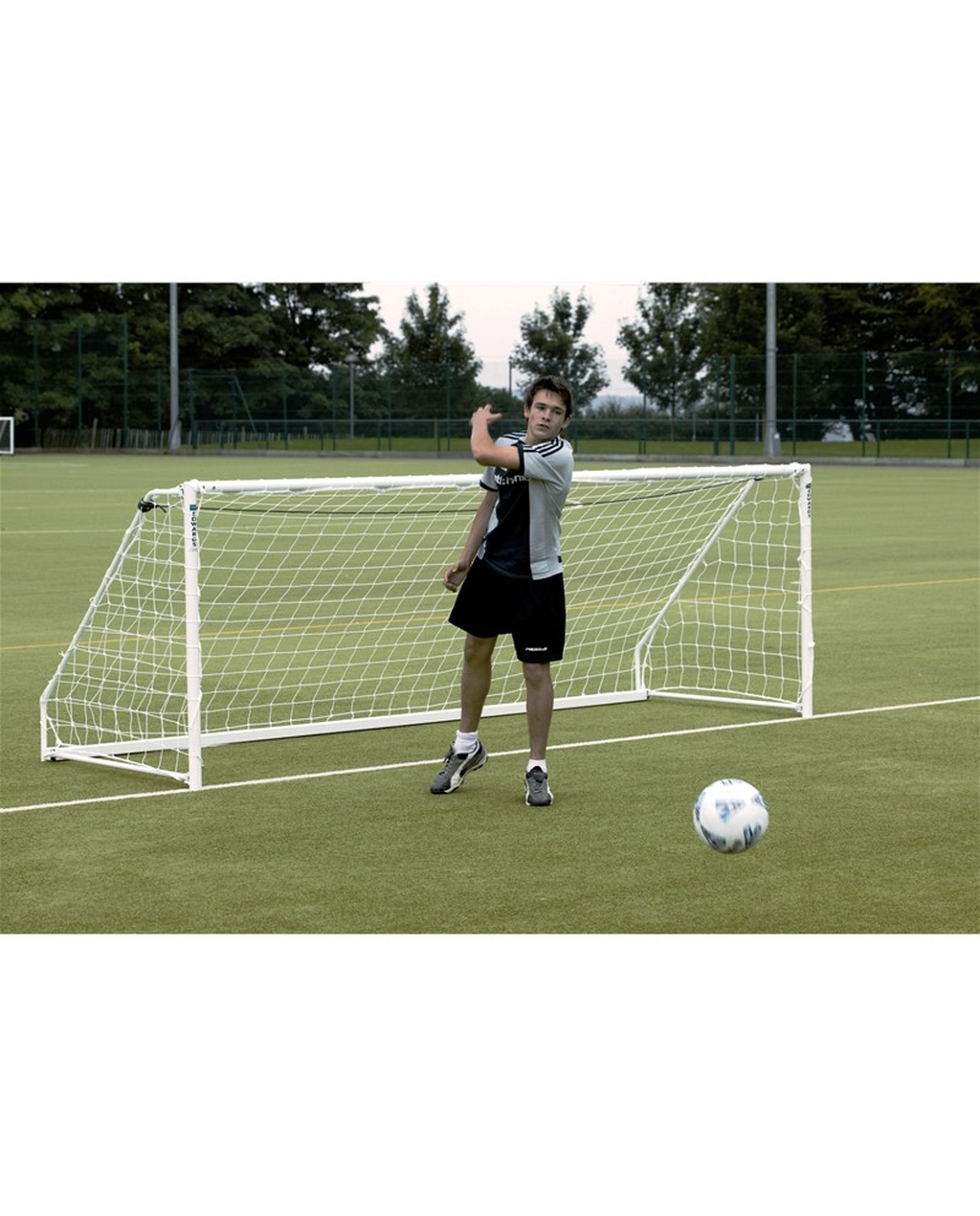 Five-a-Side Goal Nets 3.66 x 1.22m