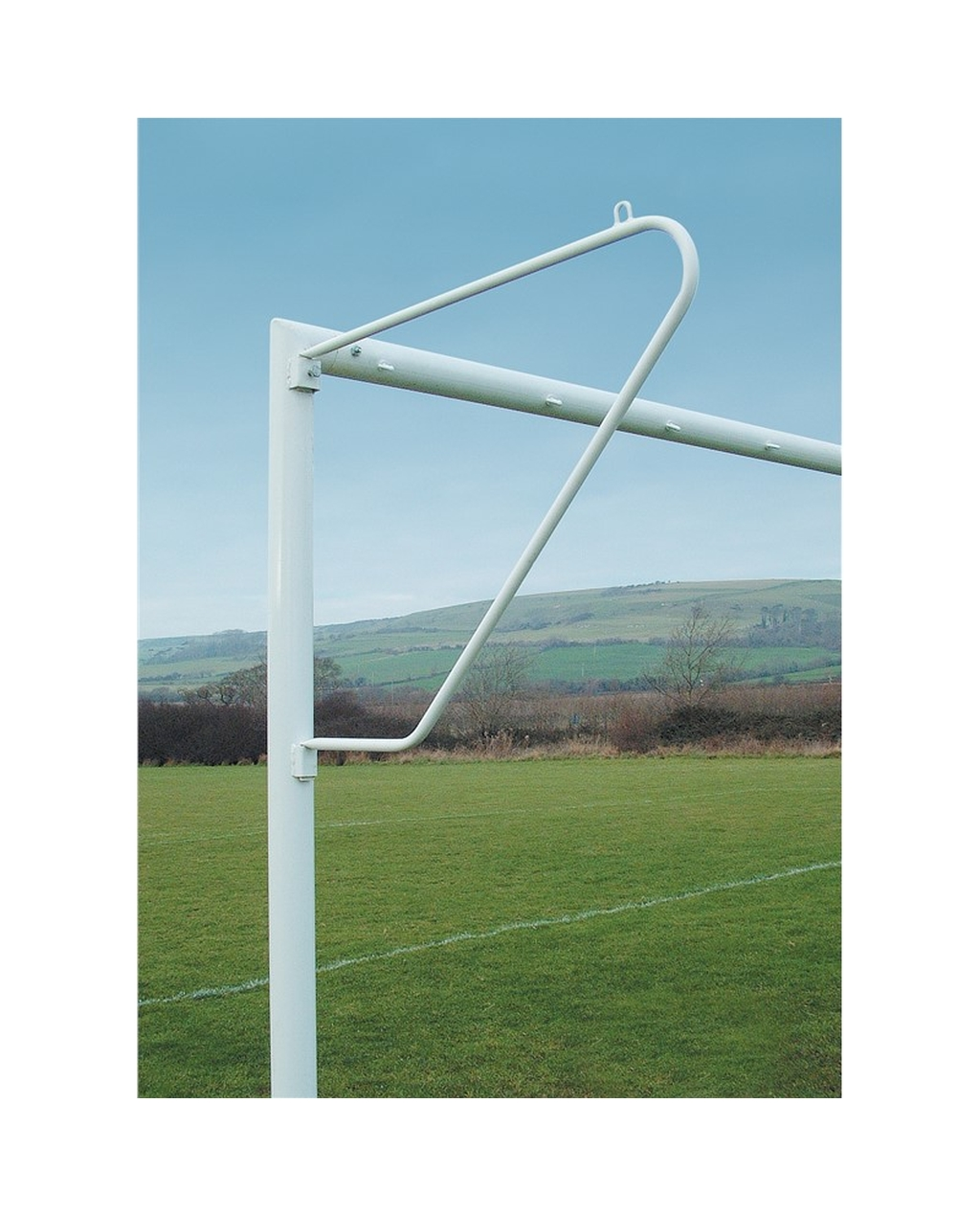 Net Supports for Standard Steel Posts