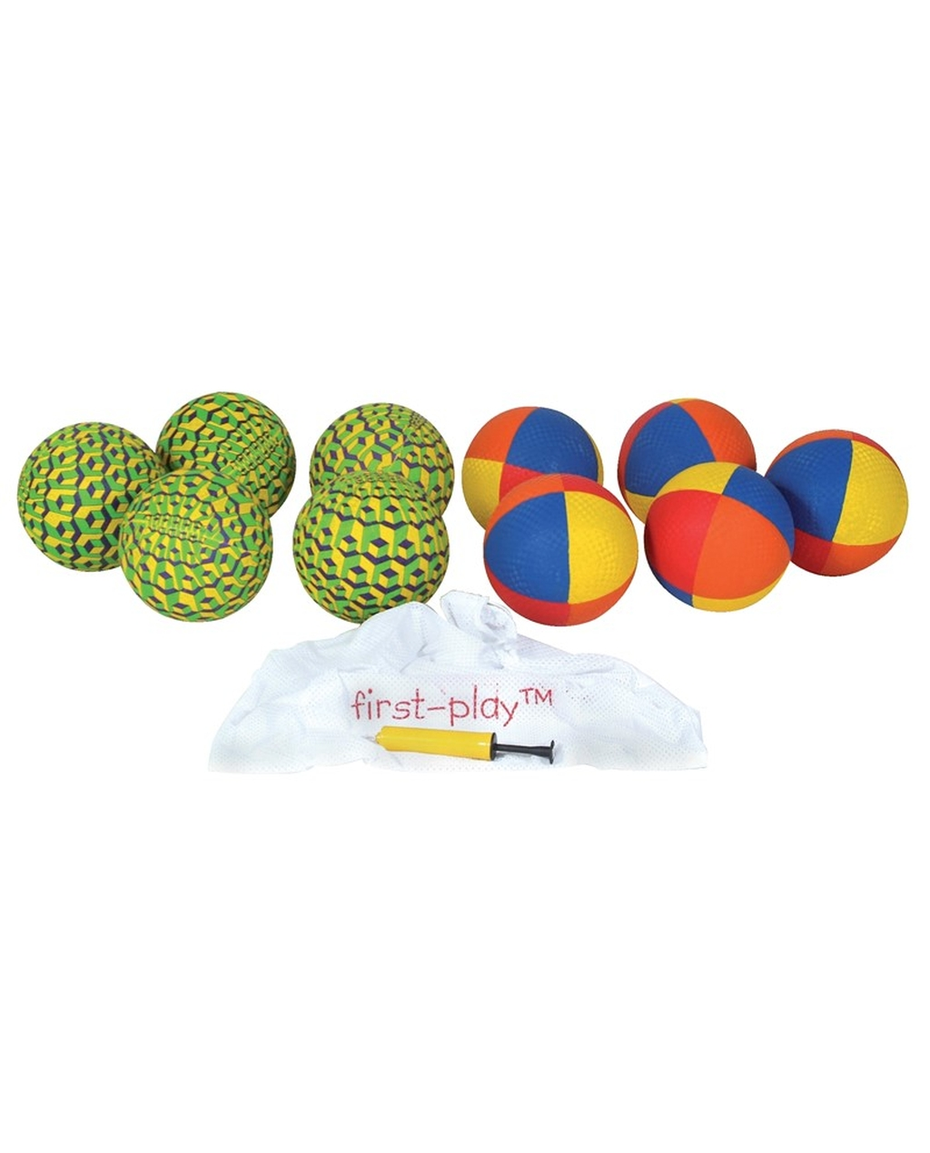 Multicoloured Ball Pack