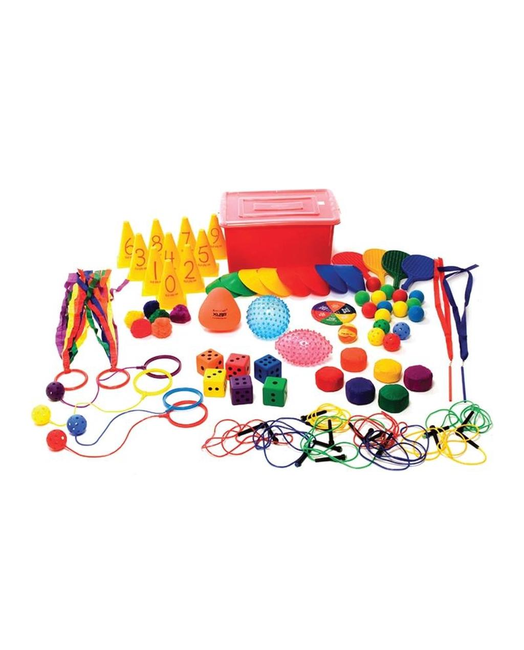 Multicolour Play Set
