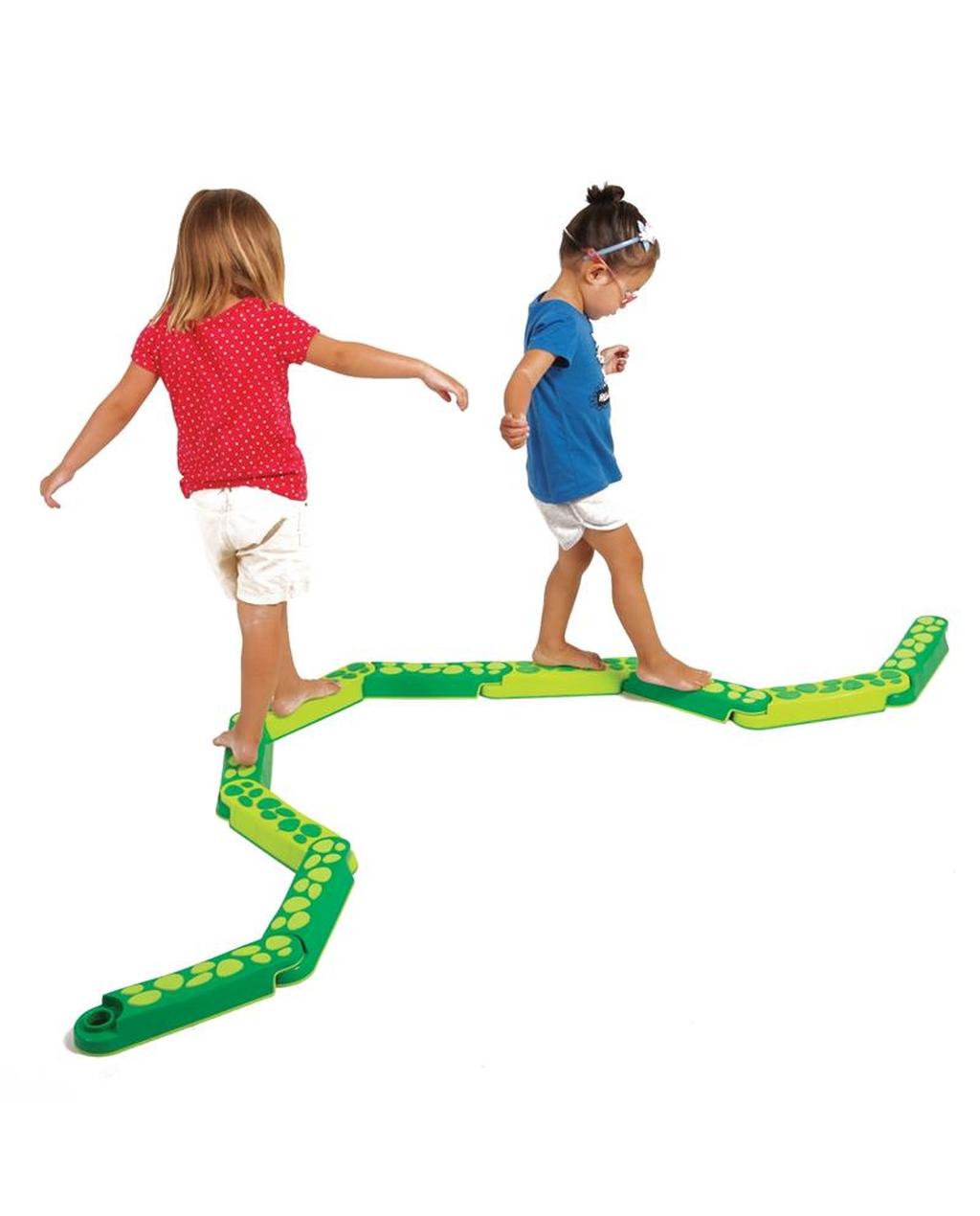 Balance Path Snake