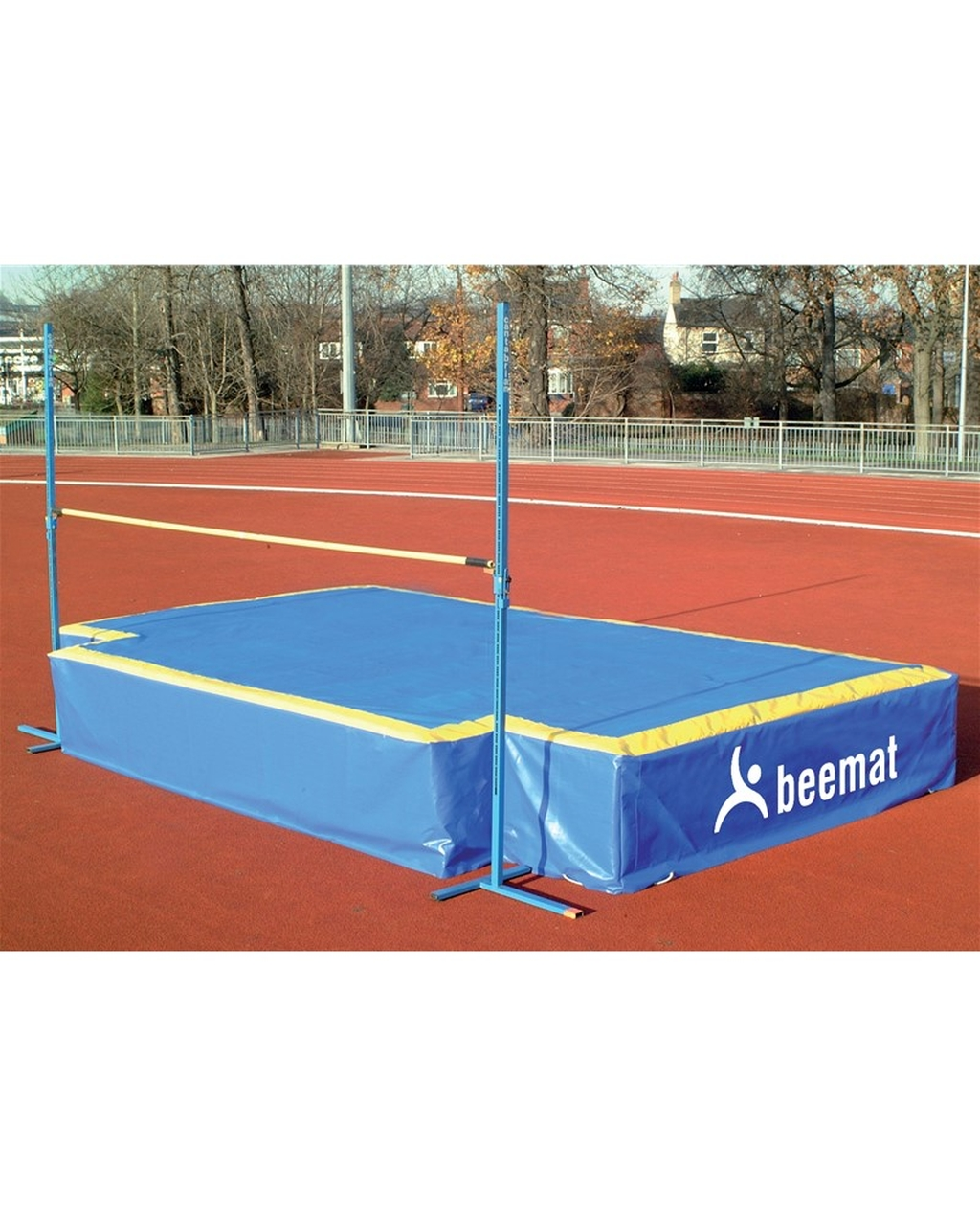 High Jump Landing Areas - With PVC Coverall