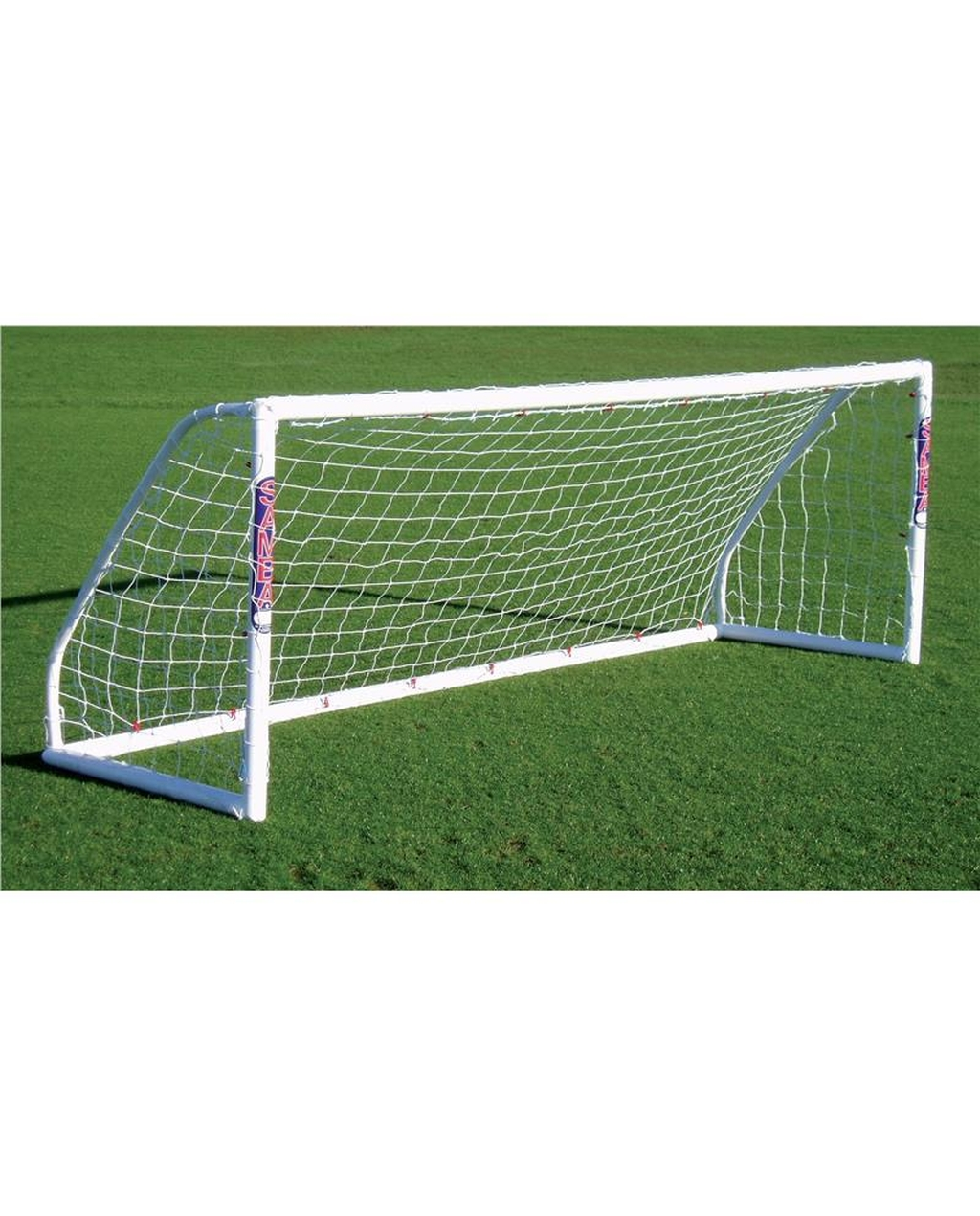 Samba Match Goal with UPVC Corners 12ft x 4ft