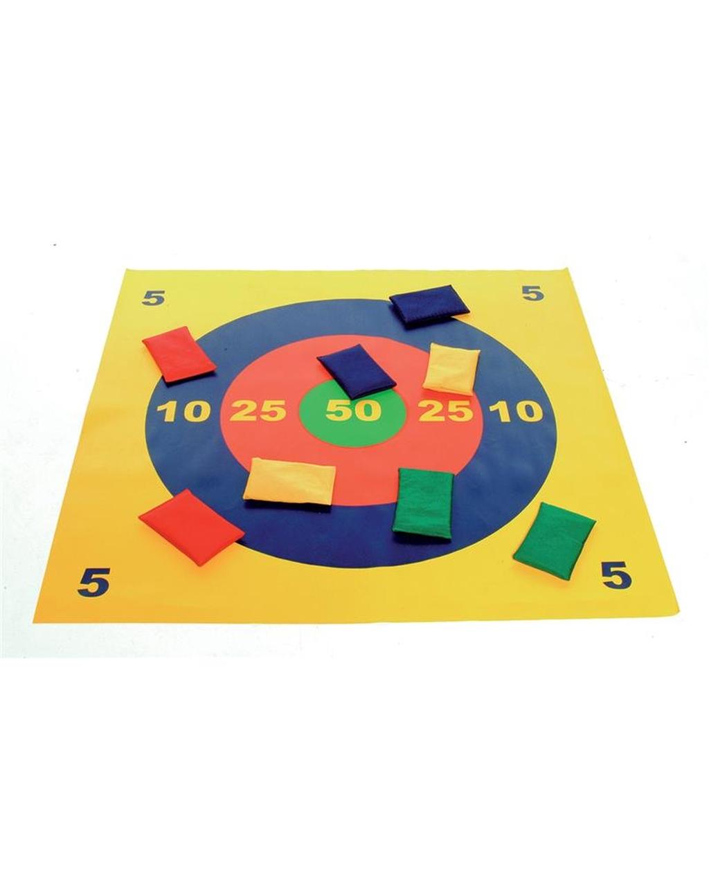 Beanbag Target Game