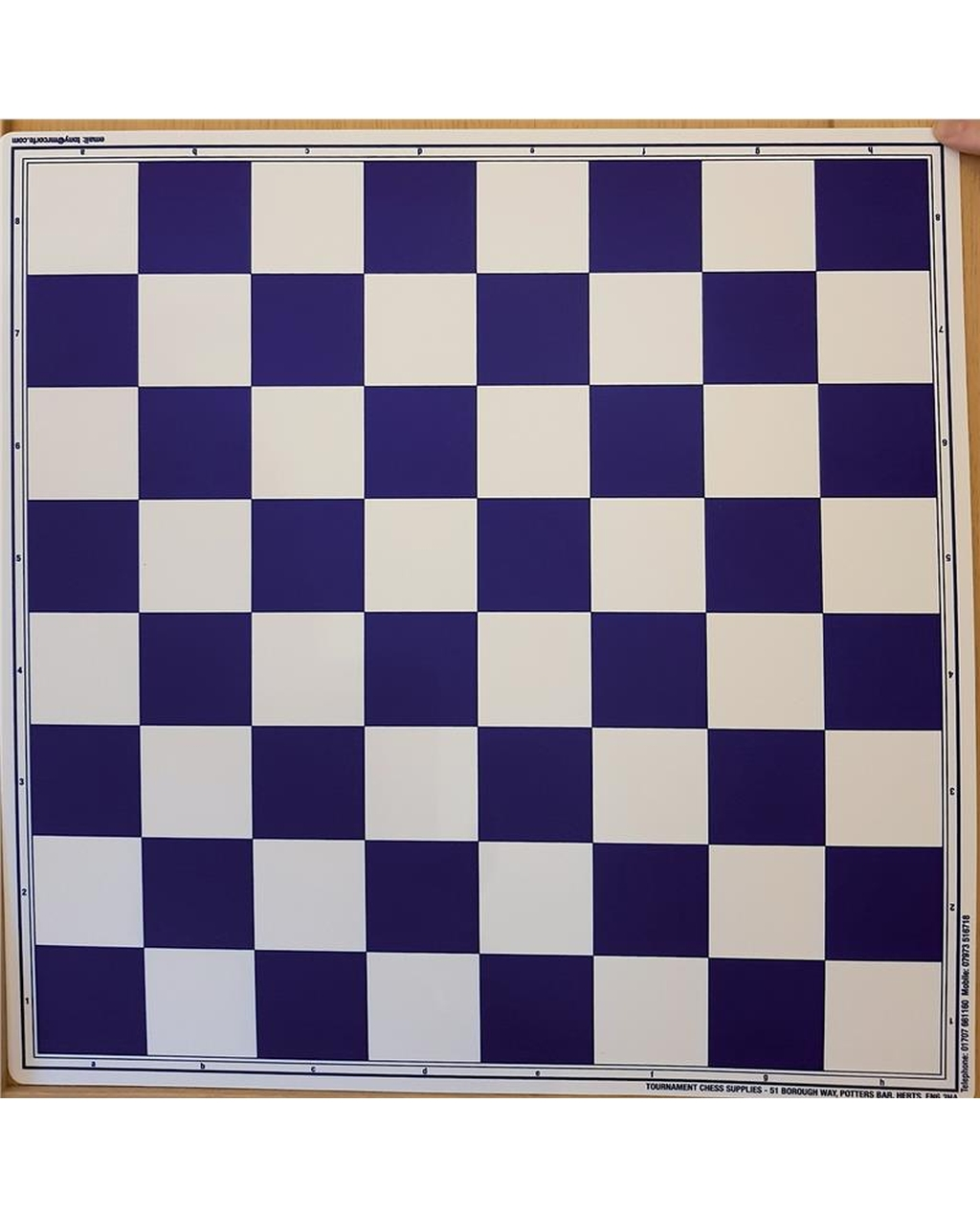 Chess/Draughts Board