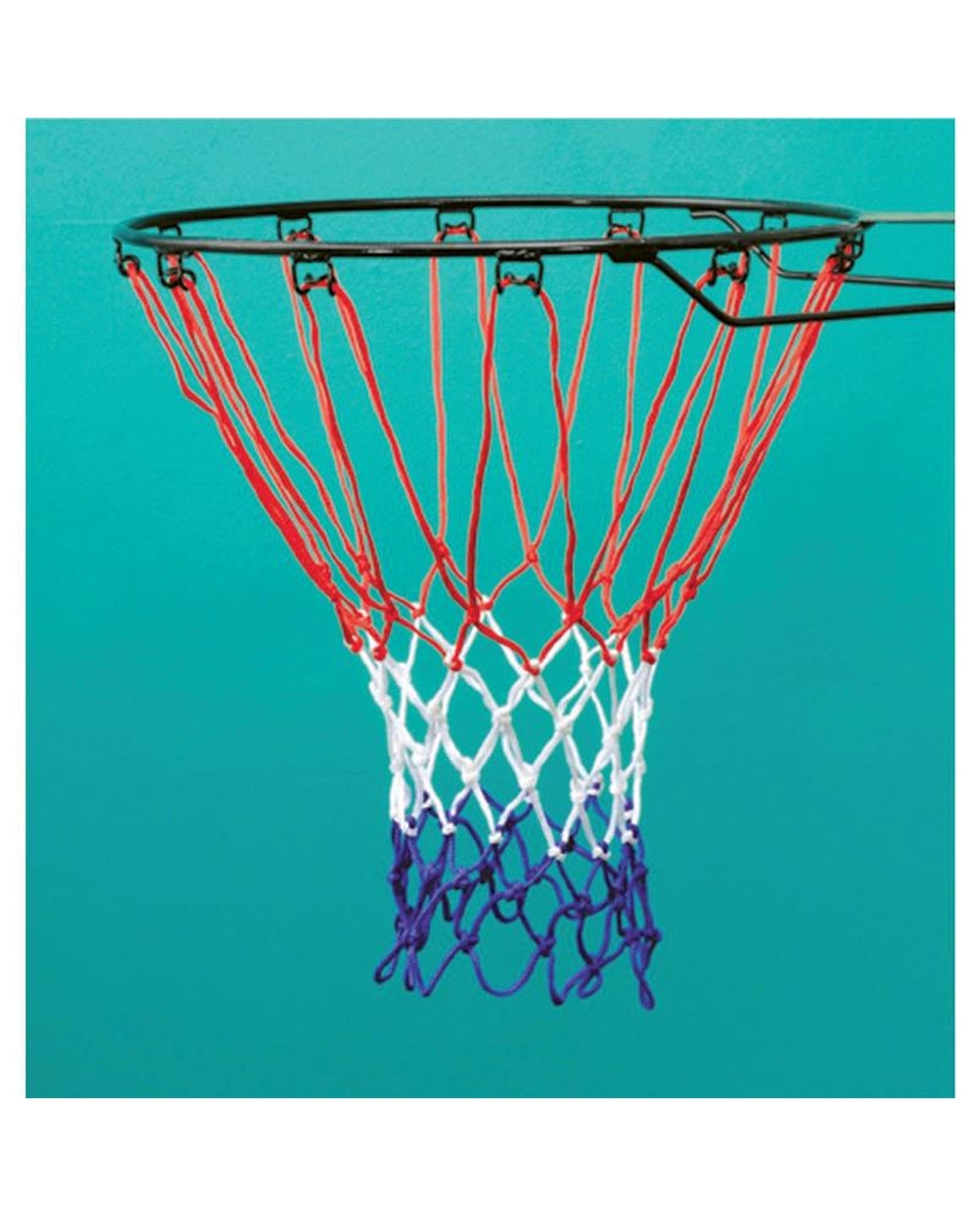 Basketball Nets Tricolour