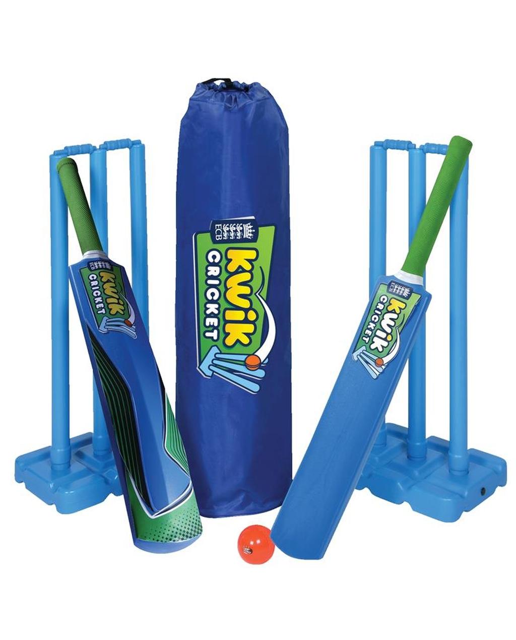 Kwik Cricket Medium Set