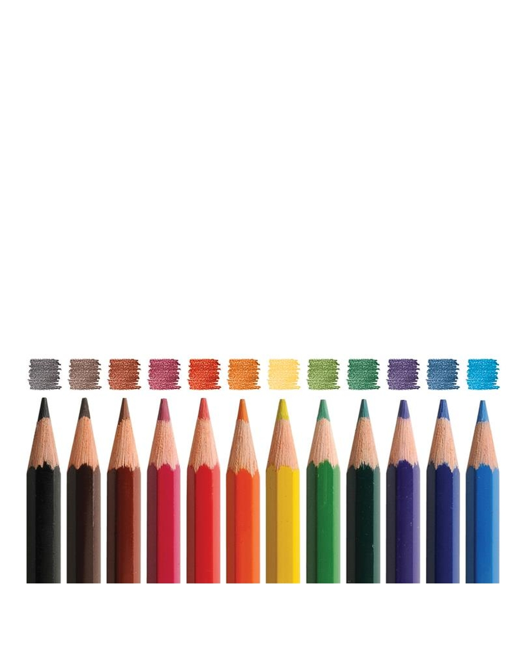 Treesaver Recycled Colouring Pencils