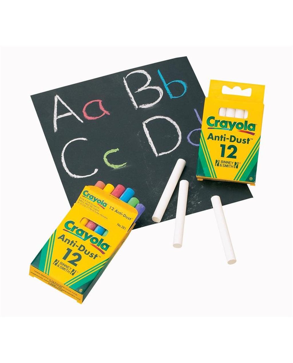 Crayola Chalk White
