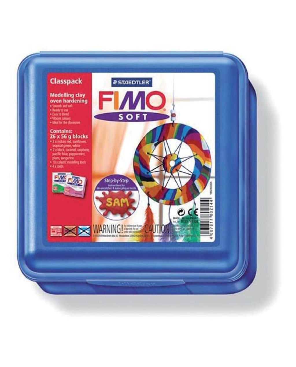 FIMO Soft Classpack 56g