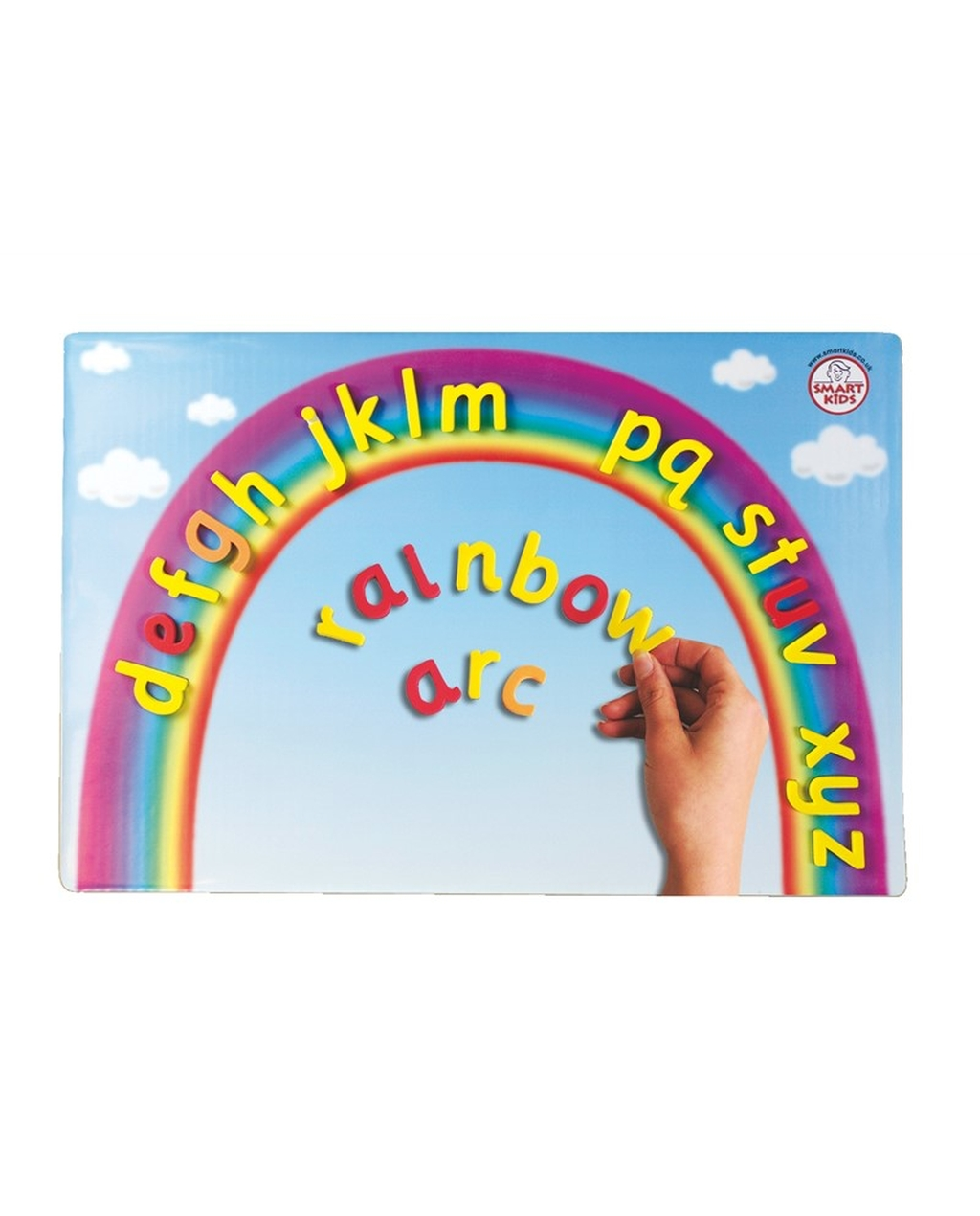 A3 Smart Phonics Magnetic Rainbow Arc