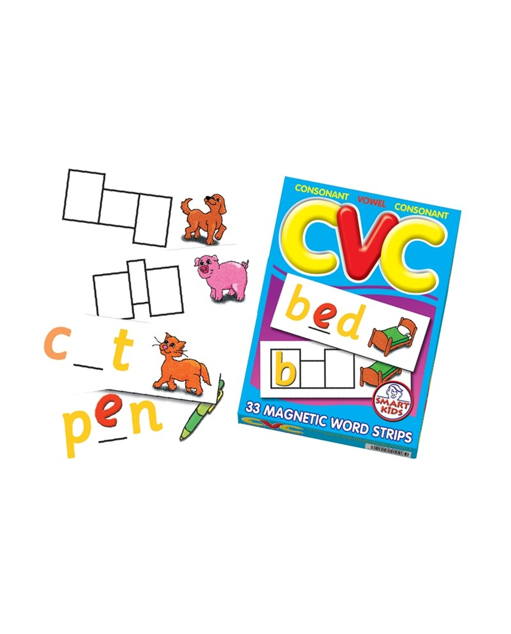 CVC Magnet Strips