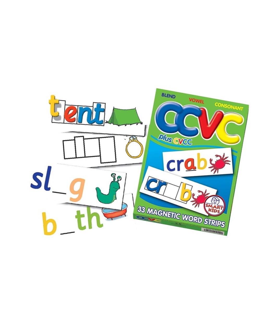 CCVC Magnet Strips