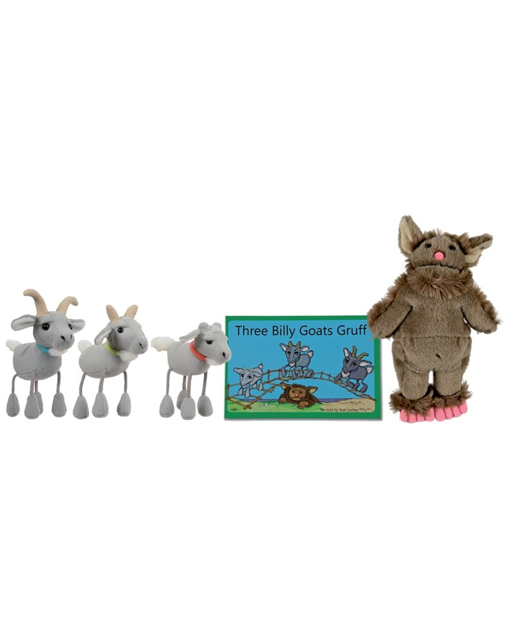 Billy Goats Gruff Traditional Story Set