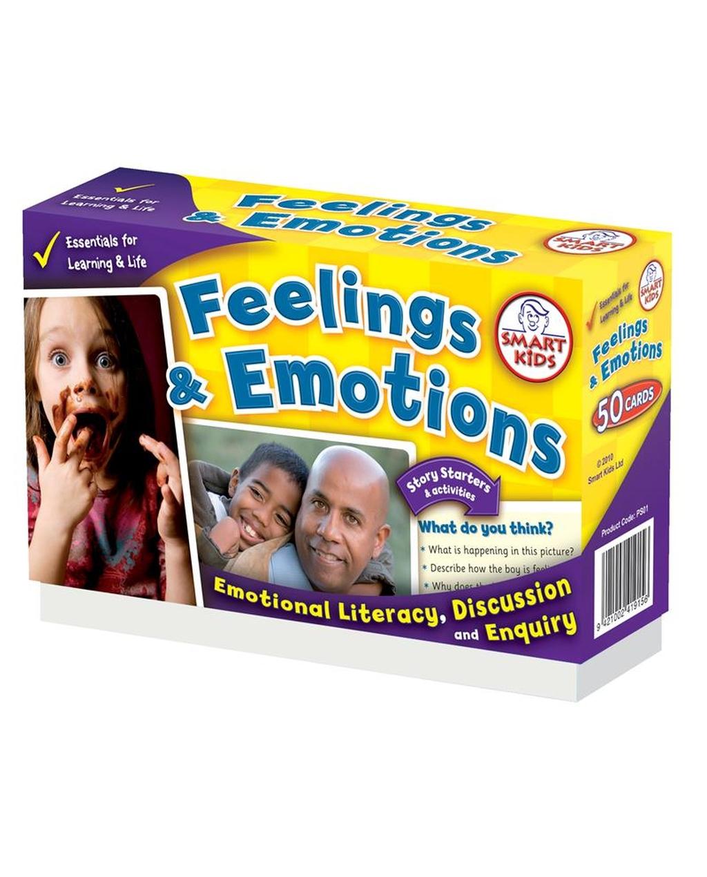 Feelings & Emotion Cards