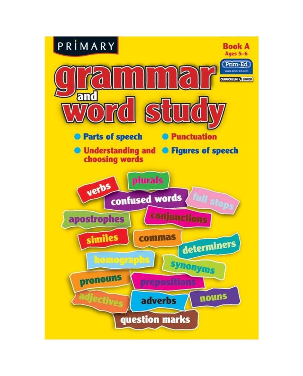 Grammar and Wordstudy A