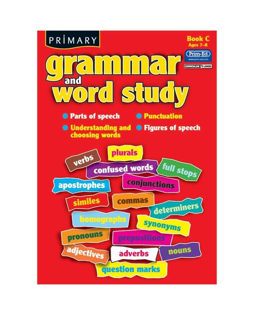 Grammar and Wordstudy C