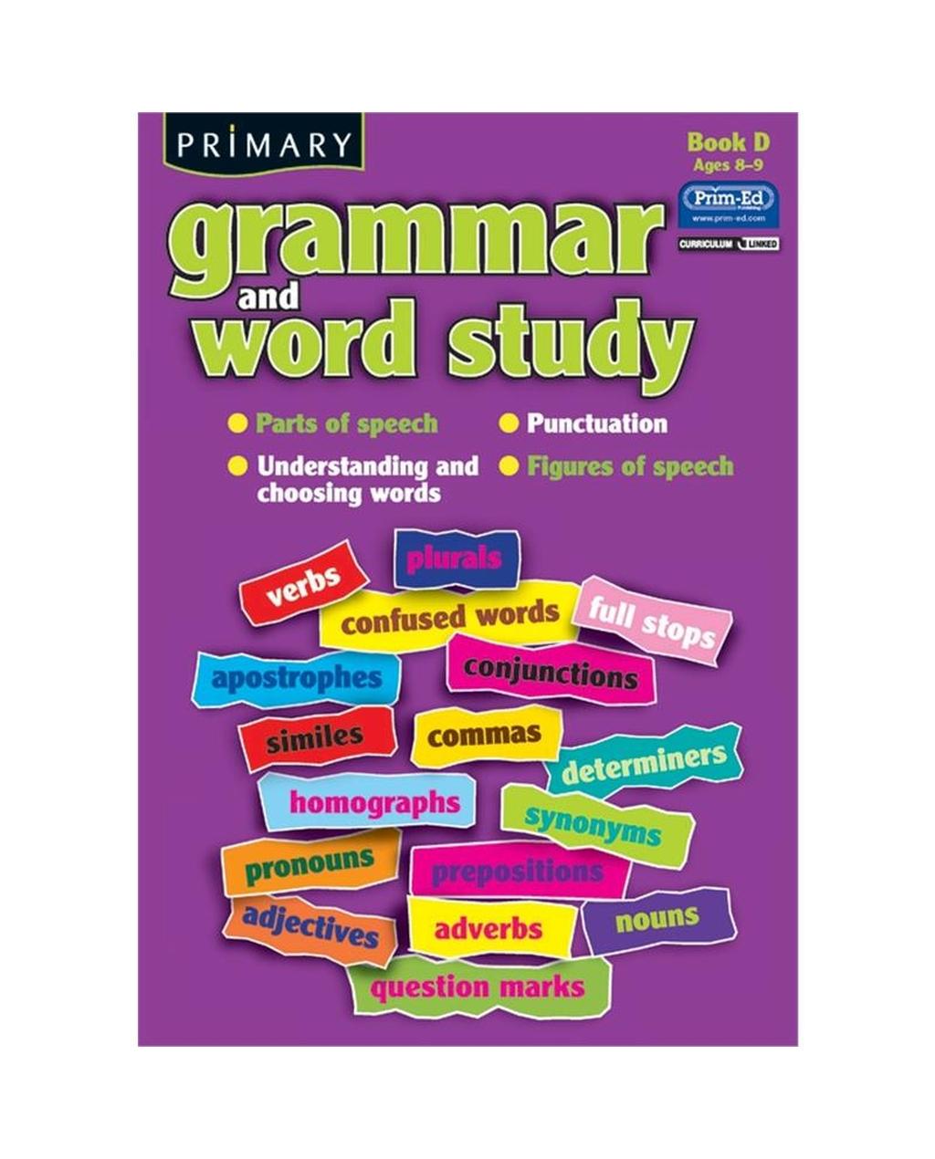 Grammar and Wordstudy D