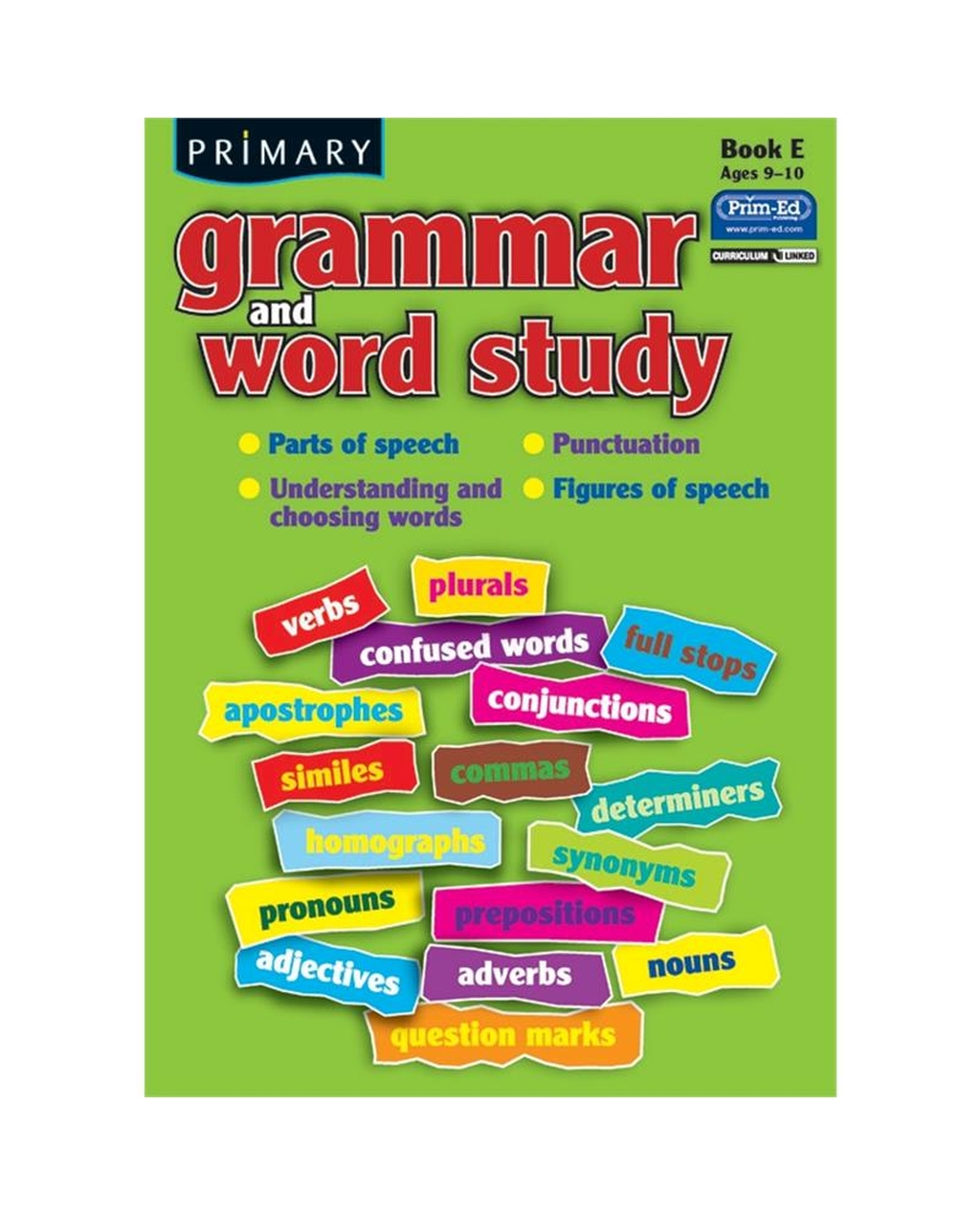 Grammar and Wordstudy E