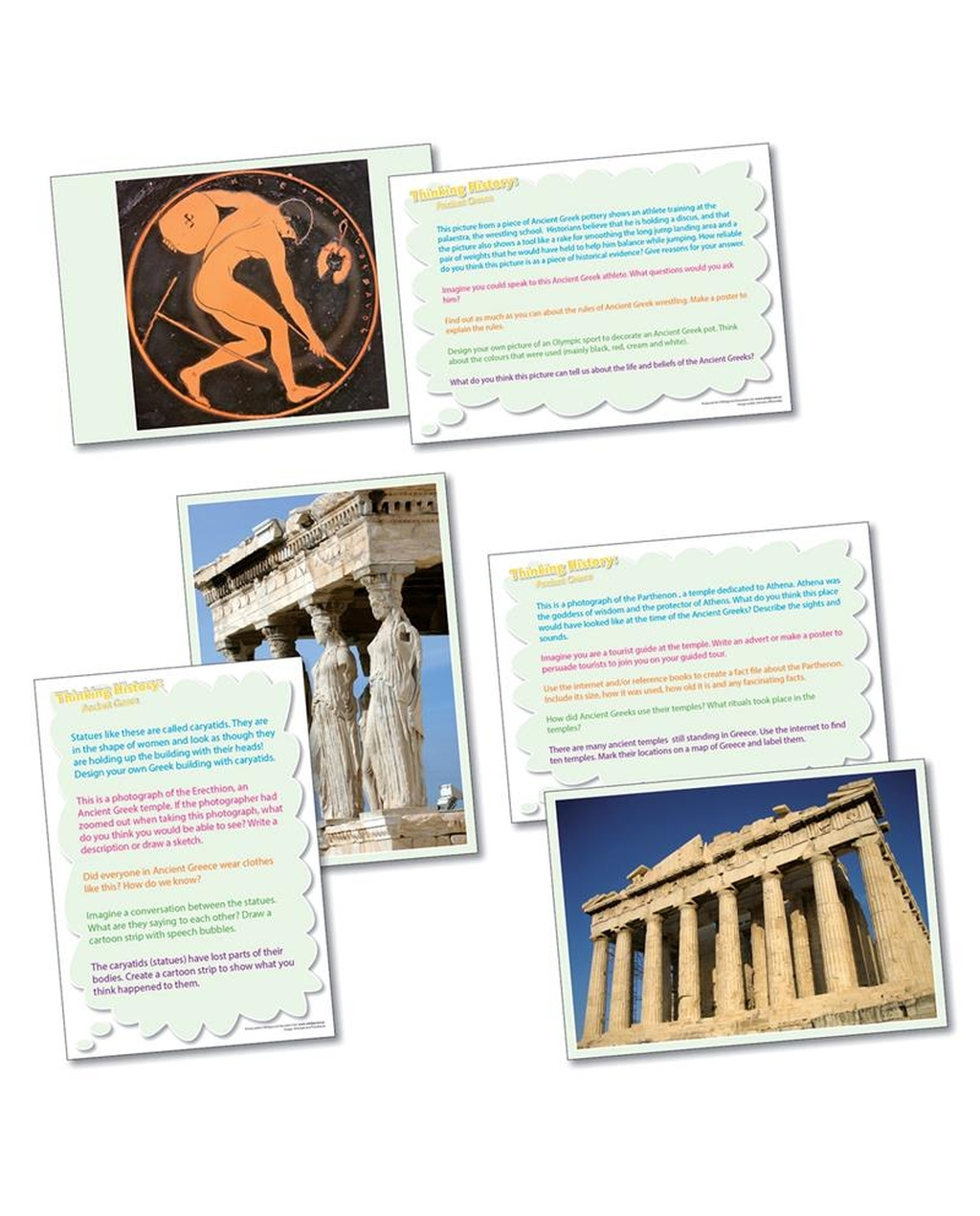 Thinking About History : Ancient Greece
