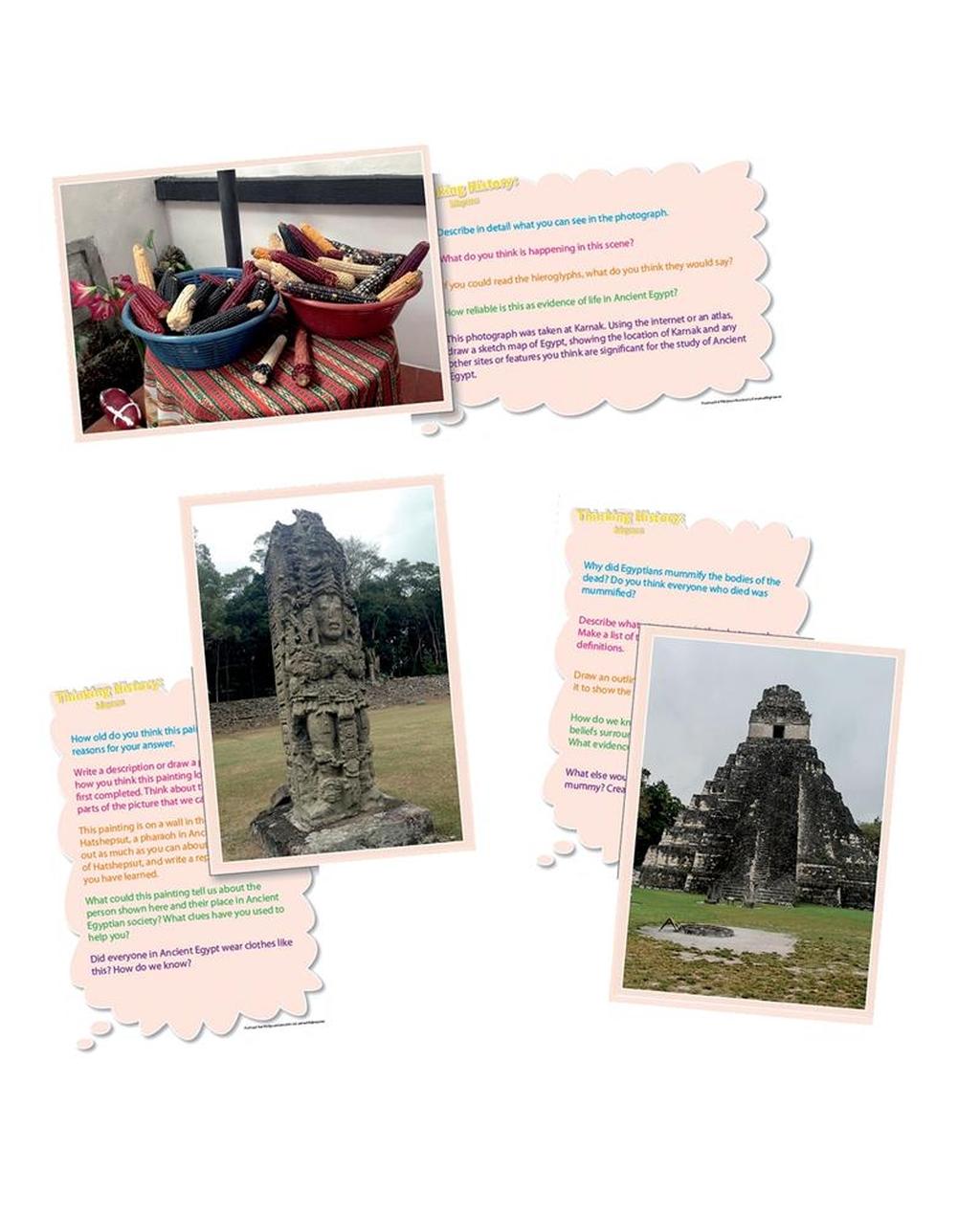Thinking About History: The Maya