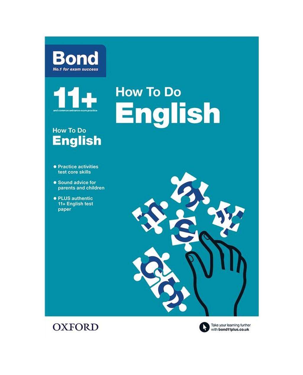 Bond: How To Do English 11+