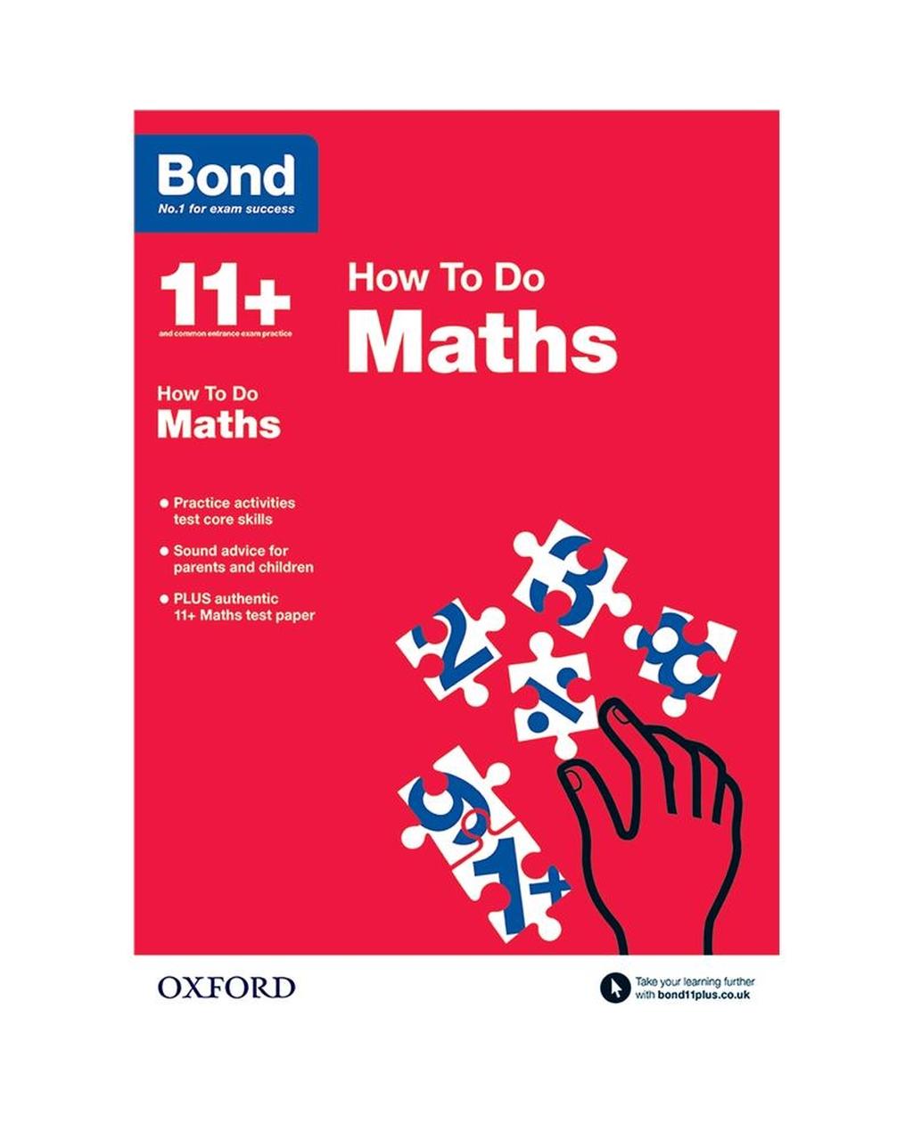 Bond: How To Do Maths 11+
